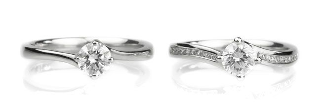 Twist-Setting-Rings-Plain-Diamond-Shoulders