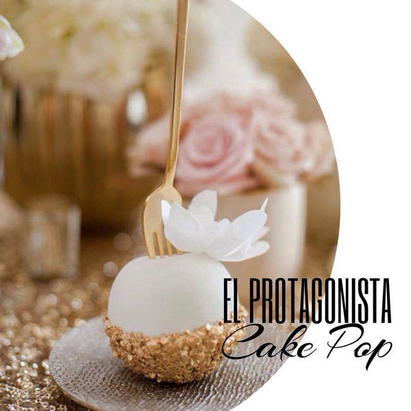 EL PROTAGONISTA DE LA MESA: CAKE POP