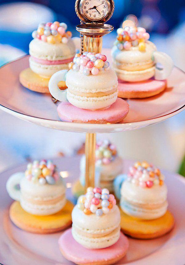 macaron-teacups