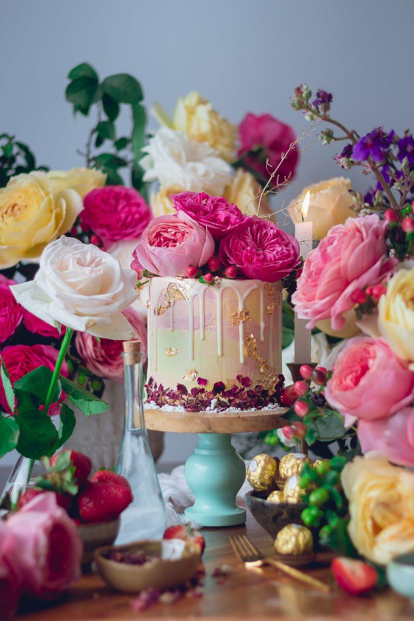 DRIP CAKE NIVEL AVANZADO: 10 TRUCOS PARA CREAR LA PERFECTA DRIP CAKE