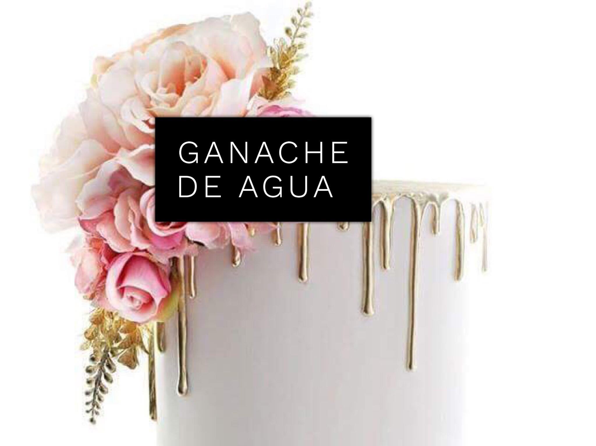 RECETA: CÓMO HACER EL GANACHE DE AGUA O GANACHE VEGANO